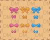Cute Pixel Bows Pack #1